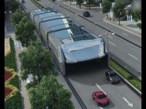 Ирээдүйд бүтээгдэх автобусыг танилцуулав