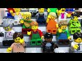 Фрагмент с середины видео Hulk vs Red Hulk 💥 Lego Superhero 🔴 Stop Motion