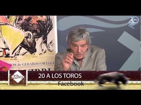 Vente a Los Toros con 20 TV