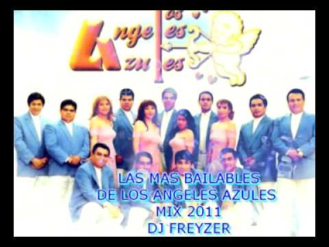 LOS ANGELES AZULES MIX 2011 DJ FREYZER.vob