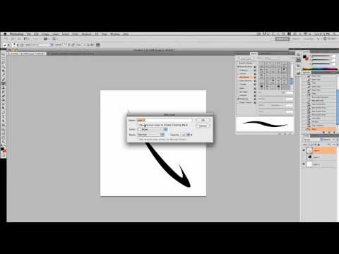 Tutorial: Advanced Photoshop Brush Techniques - By Axeraider70