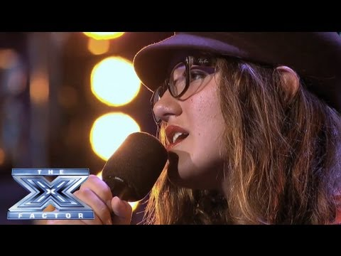 Danie Geimer - Bookworm Turned X Factor Superstar! - THE X FACTOR USA 2013