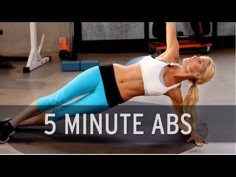 How to Lose Belly Fat: 5 Minute Abs - UCM1Nde-9eorUhq-teaWlgUA