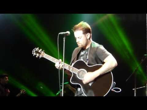 David Cook From Here To Zero Manila 2012