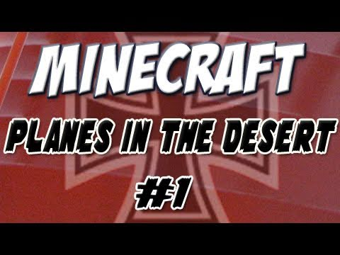 Minecraft - Planes! (Part 1) - Mod Spotlight