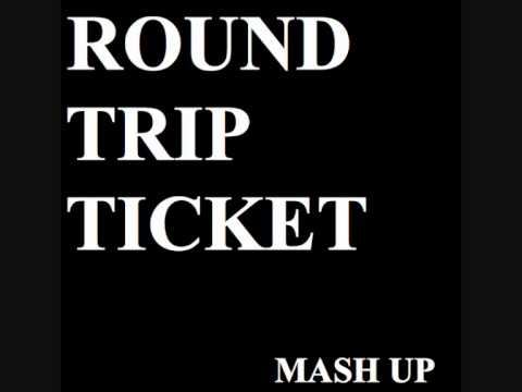 SHM,Afrojack,Tiesto - Maximal Antidote 4 a Crazy Lionheart (Round Trip Ticket Mashup)