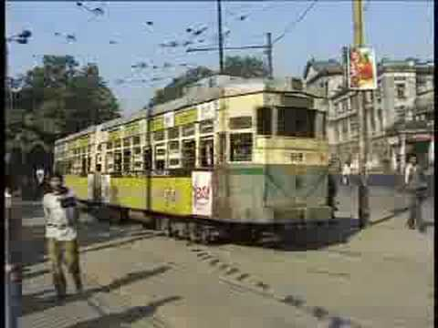 CALCUTTA TRAMS 1998