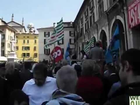 28 maggio 2012 Piazza della Loggia Brescia