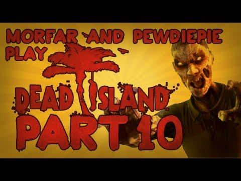 Dead Island: Co-Op w/ Morfar & PEWDIEPIE - PART 10 1080p