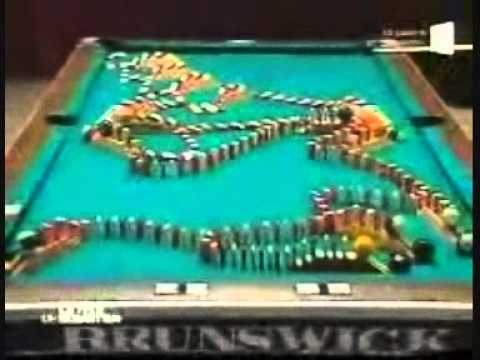 greatest pool/snooker trick shot ever