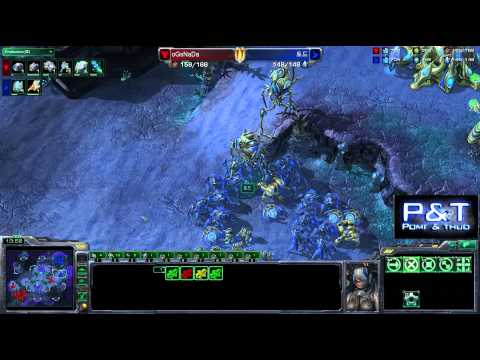(HD413) ToD vs NaDa - PvT - Starcraft 2 Replay [FR]