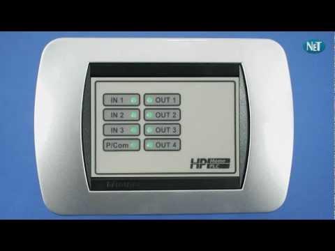 Domotica HomePLC - Bioarchitettura e Risparmio energetico