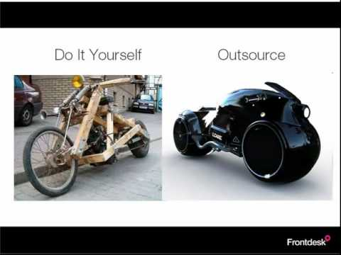 Frontdesk SEO: Into to Do-It-Yourself + Outsource Search Engine Marketing SEM