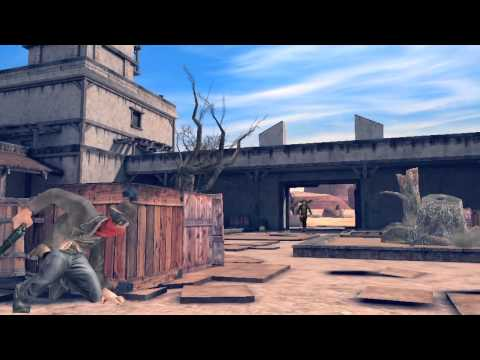 Six-Guns - iPhone/iPad - Game Trailer #2
