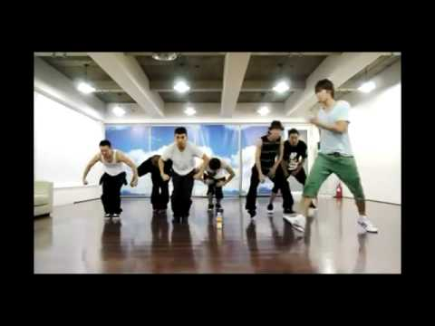 111016 Maximum -- TVXQ5 DANCE PRACTICE