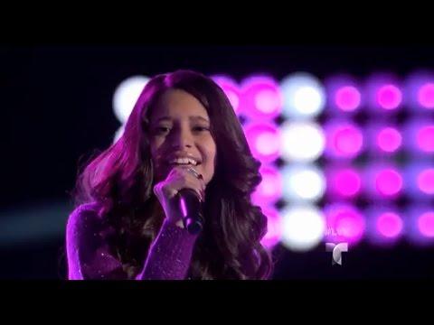 La Voz Kids | Emily Cortes canta 'September' en La Voz Kids 3