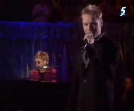 Elton John & Ronan Keating - Your song