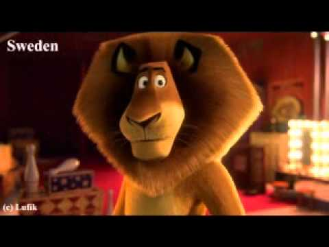Madagascar 3 - Circus Afro - Multilanguage