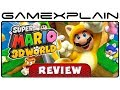 Super Mario 3D World - Video Review (Wii U)