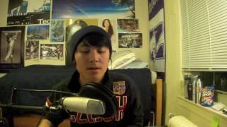 I Won't Give Up Cover - Jason Mraz