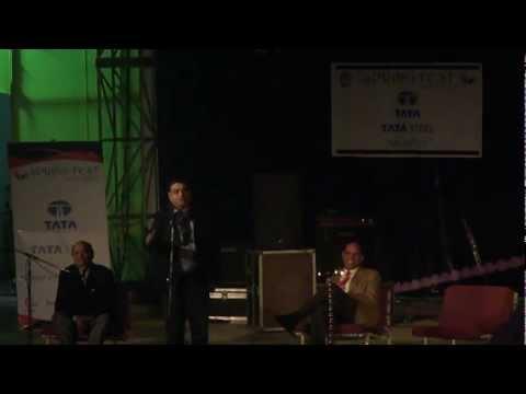 Hasya Kavi Sammelan [ Part 1 ] - Spring Fest, 2012