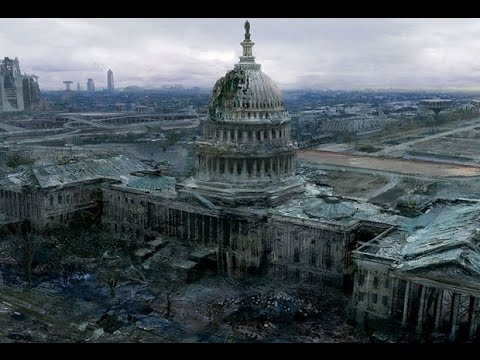 Weird Government Website Predicts Total Collapse of America by 2025