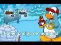 Club Penguin: ¡Código de muebles   Febrero 2014