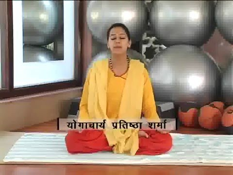 YOGA for THYROID- BHARATYOG by ACHARYAA PRATISHTHA