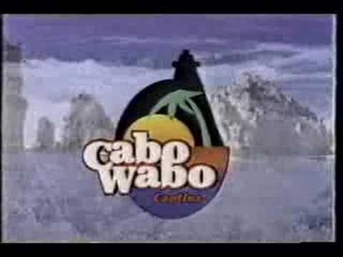 Van Halen Cabo Wabo opening Commercial