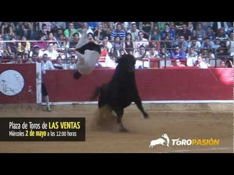 Toropasión - Spot Concurso Goyesco recortadores Las Ventas [2 de mayo]