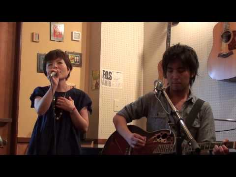 レノンズ・クラッピング 「Heaven's Kitchen」カバー@Acoustic Live Cafe Anie