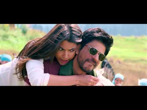 Jiya Re - [HD Video Song] | with lyrics | Anushka, Shahrukh | Jab Tak Hai Jaan (2012)