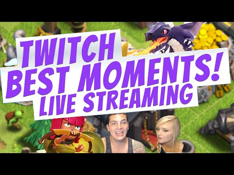 Twitch Stream With My Girlfriend! Highlights / Clips : Clash, Boom, Etc.