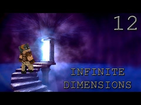INFINITE DIMENSIONS - Episodio 12 - A por acero