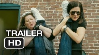 The Heat Official Trailer (2013) - Sandra Bullock Movie HD