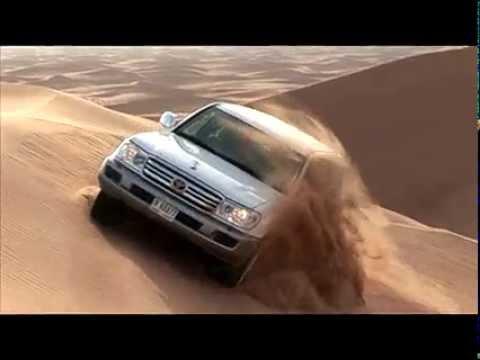 4x4 Dubai Desert Safari