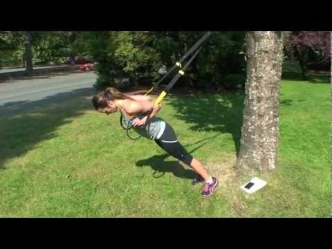 Home Workout - BodyRipped TRX Workout WOD Part 2