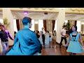 """Фрагмент с середины видео Зажигательные танцы на осетинской свадьбе. Владикавказ. Ресторан """"Восток"""""""