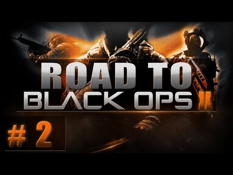 Road to BLACK OPS 2 - Playing Black Ops LIVE! - Multiplayer #2 (Gameplay/Commentary)