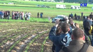 Vid�o IRC Geko Ypres Rally 2012 shakedown (with crash) par KM (2345 vues)