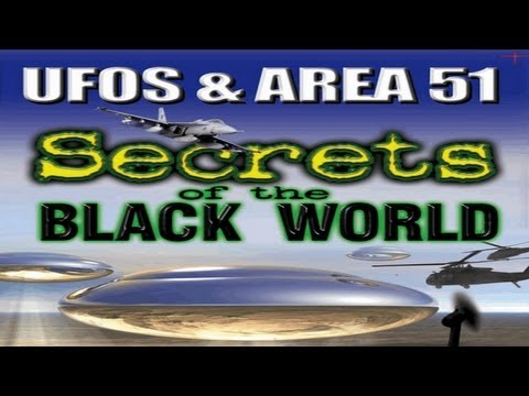 UFOTV Presents - UFOs and Area 51 - Secrets of the Black World - FREE Movie