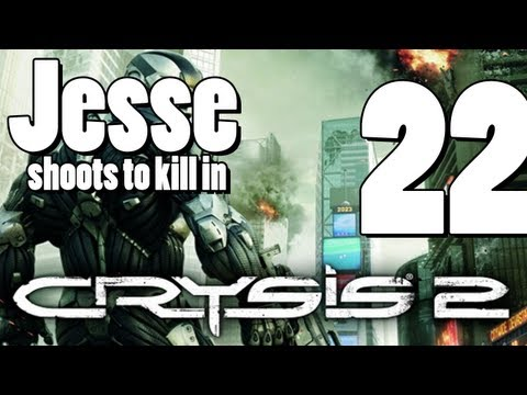 OMFG - Crysis 2 - Part 22: PLOT TWIST 2: THE REPLOTTINING(1080p and directX 11)
