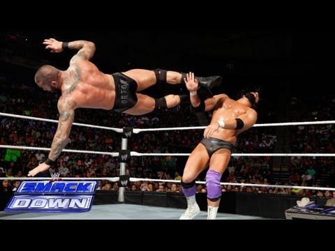 Randy Orton vs. Damien Sandow: SmackDown, July 26, 2013