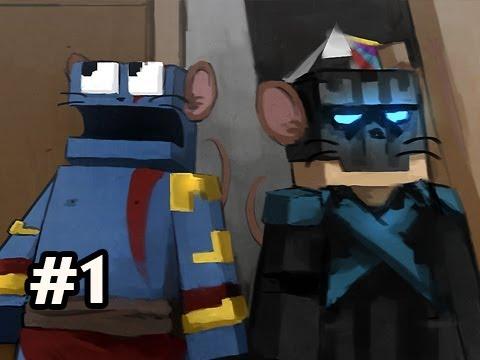 Minecraft: Tom And Jerry: Jerry's Adventure w/Nova & SSoH Ep.1 - Gay Tony Toilet