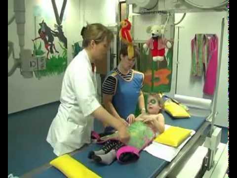 Детская медицина. Клиника Фрайбурга.