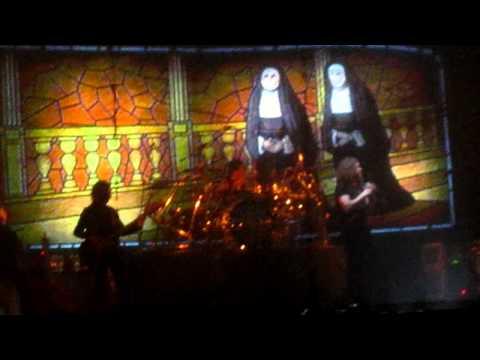 MANA Sor María  @ STAPLES CENTER LA Drama y Luz Tour 2011  Best Concert Ever
