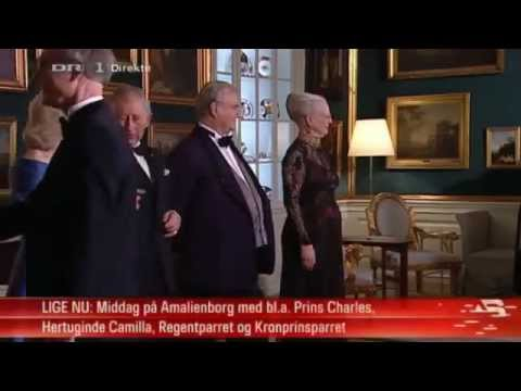 Prince of Wales and Duchess of Cornwall visit Denmark - Day 2, 3 (2012)