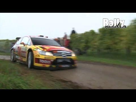 WRC Rally France/Alsace 2010