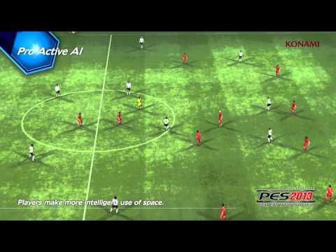 PES 2013 Вратари, ИИ и Индивидуальный стиль игрока