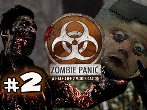 SAVE ME - Zombie Panic Source w/Nova &amp; Immortal &amp; Kevin Ep.2